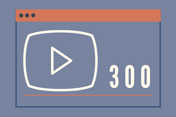 Real 300 YouTube Views